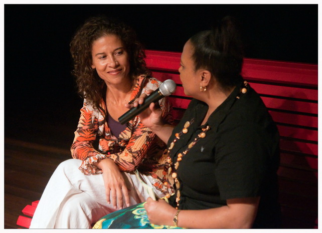 interview Tessa Leuwsha door Annemarie Sanches